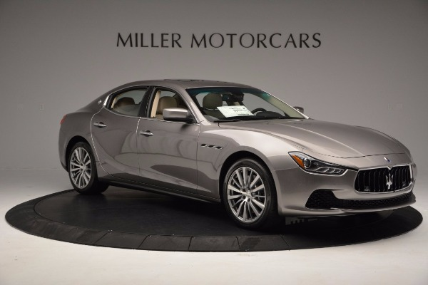 New 2017 Maserati Ghibli S Q4 EX-Loaner for sale Sold at Alfa Romeo of Westport in Westport CT 06880 10