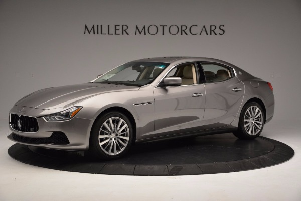 New 2017 Maserati Ghibli S Q4 EX-Loaner for sale Sold at Alfa Romeo of Westport in Westport CT 06880 2