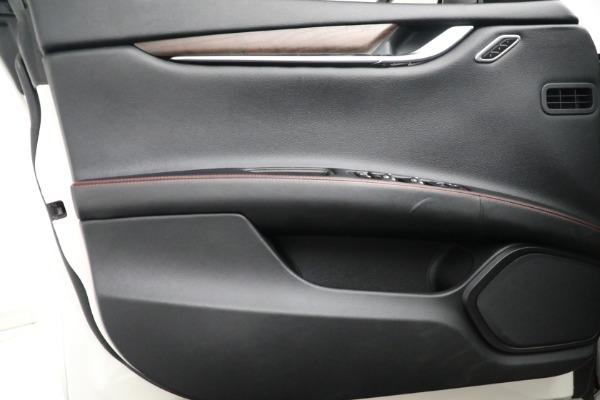 New 2017 Maserati Ghibli S Q4 EX-Loaner for sale Sold at Alfa Romeo of Westport in Westport CT 06880 17