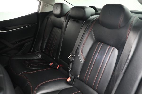 New 2017 Maserati Ghibli S Q4 EX-Loaner for sale Sold at Alfa Romeo of Westport in Westport CT 06880 20