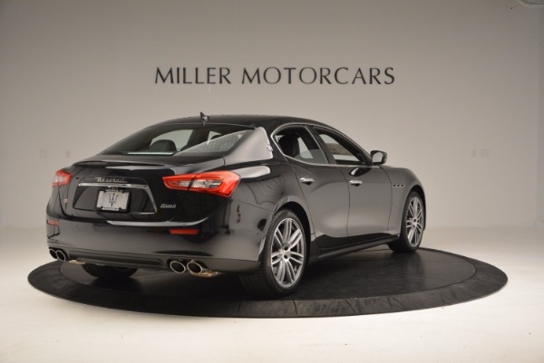 New 2017 Maserati Ghibli S Q4 for sale Sold at Alfa Romeo of Westport in Westport CT 06880 7