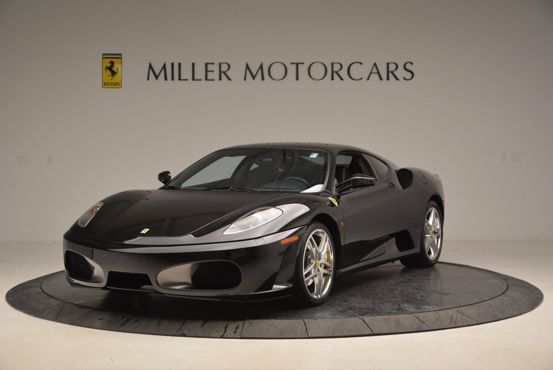 Used 2007 Ferrari F430 F1 for sale Sold at Alfa Romeo of Westport in Westport CT 06880 1