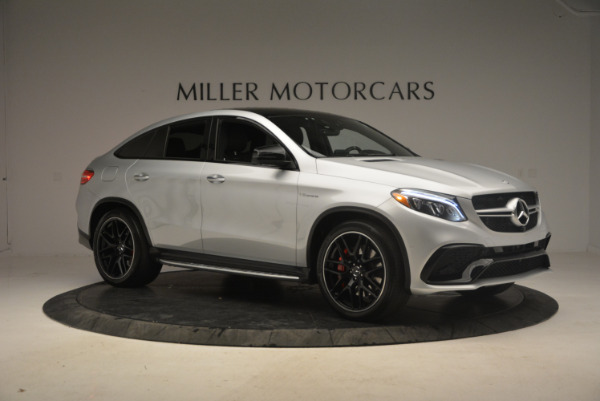 Used 2016 Mercedes Benz AMG GLE63 S for sale Sold at Alfa Romeo of Westport in Westport CT 06880 10