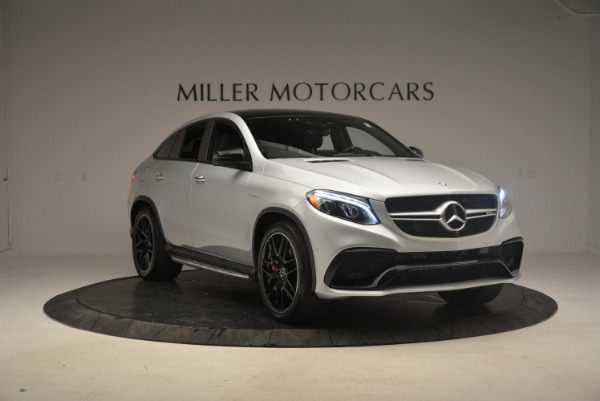 Used 2016 Mercedes Benz AMG GLE63 S for sale Sold at Alfa Romeo of Westport in Westport CT 06880 11