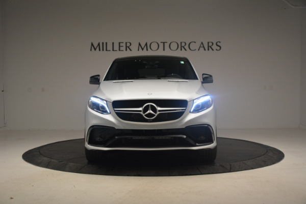Used 2016 Mercedes Benz AMG GLE63 S for sale Sold at Alfa Romeo of Westport in Westport CT 06880 12