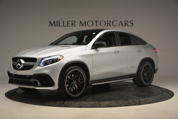 Used 2016 Mercedes Benz AMG GLE63 S for sale Sold at Alfa Romeo of Westport in Westport CT 06880 2