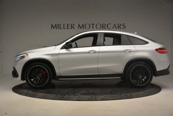 Used 2016 Mercedes Benz AMG GLE63 S for sale Sold at Alfa Romeo of Westport in Westport CT 06880 3
