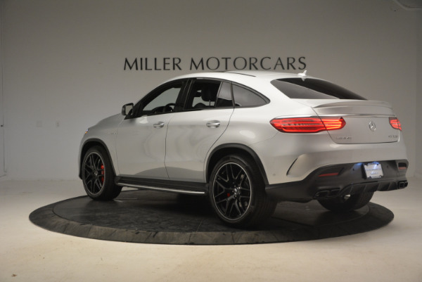 Used 2016 Mercedes Benz AMG GLE63 S for sale Sold at Alfa Romeo of Westport in Westport CT 06880 4