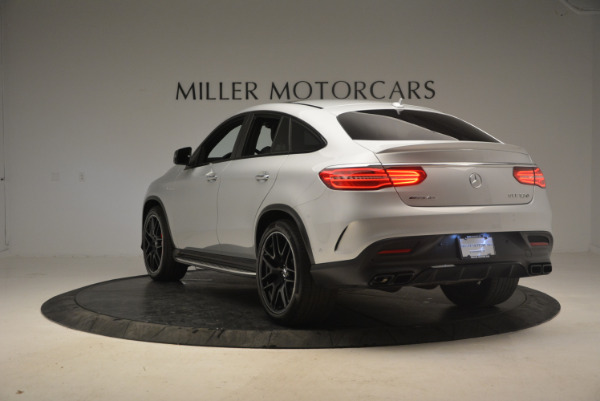 Used 2016 Mercedes Benz AMG GLE63 S for sale Sold at Alfa Romeo of Westport in Westport CT 06880 5