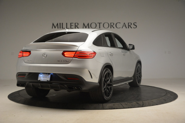 Used 2016 Mercedes Benz AMG GLE63 S for sale Sold at Alfa Romeo of Westport in Westport CT 06880 7