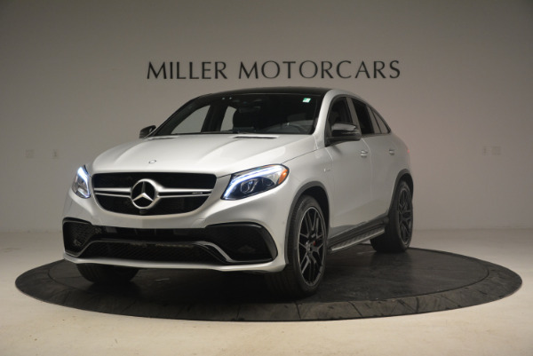 Used 2016 Mercedes Benz AMG GLE63 S for sale Sold at Alfa Romeo of Westport in Westport CT 06880 1