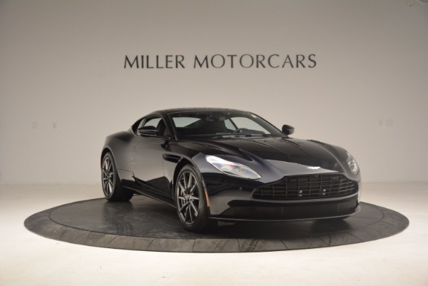 Used 2017 Aston Martin DB11 V12 Coupe for sale Sold at Alfa Romeo of Westport in Westport CT 06880 11