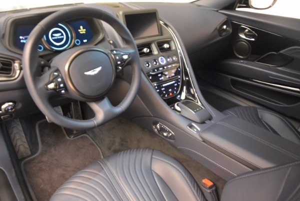 Used 2017 Aston Martin DB11 V12 Coupe for sale Sold at Alfa Romeo of Westport in Westport CT 06880 14