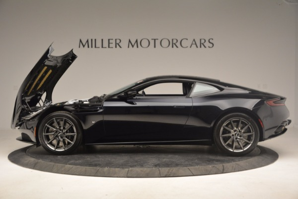 Used 2017 Aston Martin DB11 V12 Coupe for sale Sold at Alfa Romeo of Westport in Westport CT 06880 19