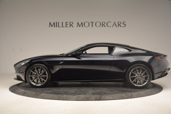 Used 2017 Aston Martin DB11 V12 Coupe for sale Sold at Alfa Romeo of Westport in Westport CT 06880 3