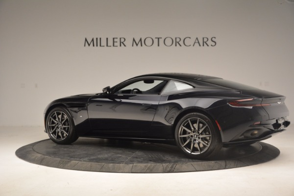 Used 2017 Aston Martin DB11 V12 Coupe for sale Sold at Alfa Romeo of Westport in Westport CT 06880 4