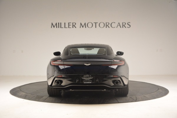 Used 2017 Aston Martin DB11 V12 Coupe for sale Sold at Alfa Romeo of Westport in Westport CT 06880 6