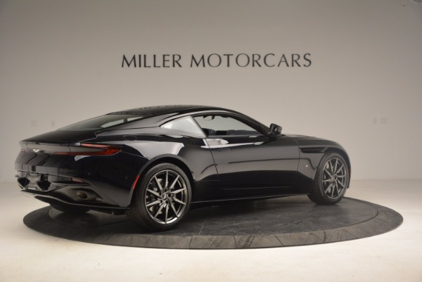 Used 2017 Aston Martin DB11 V12 Coupe for sale Sold at Alfa Romeo of Westport in Westport CT 06880 8