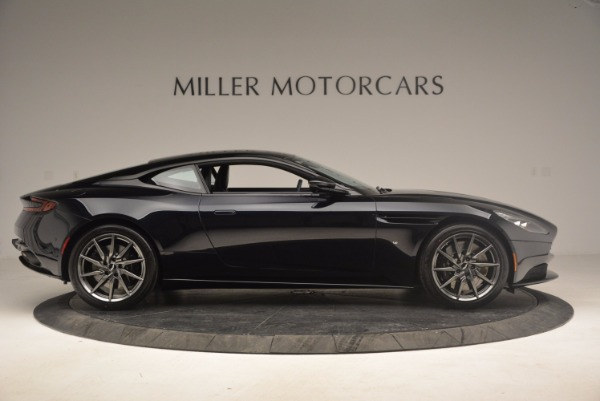 Used 2017 Aston Martin DB11 V12 Coupe for sale Sold at Alfa Romeo of Westport in Westport CT 06880 9