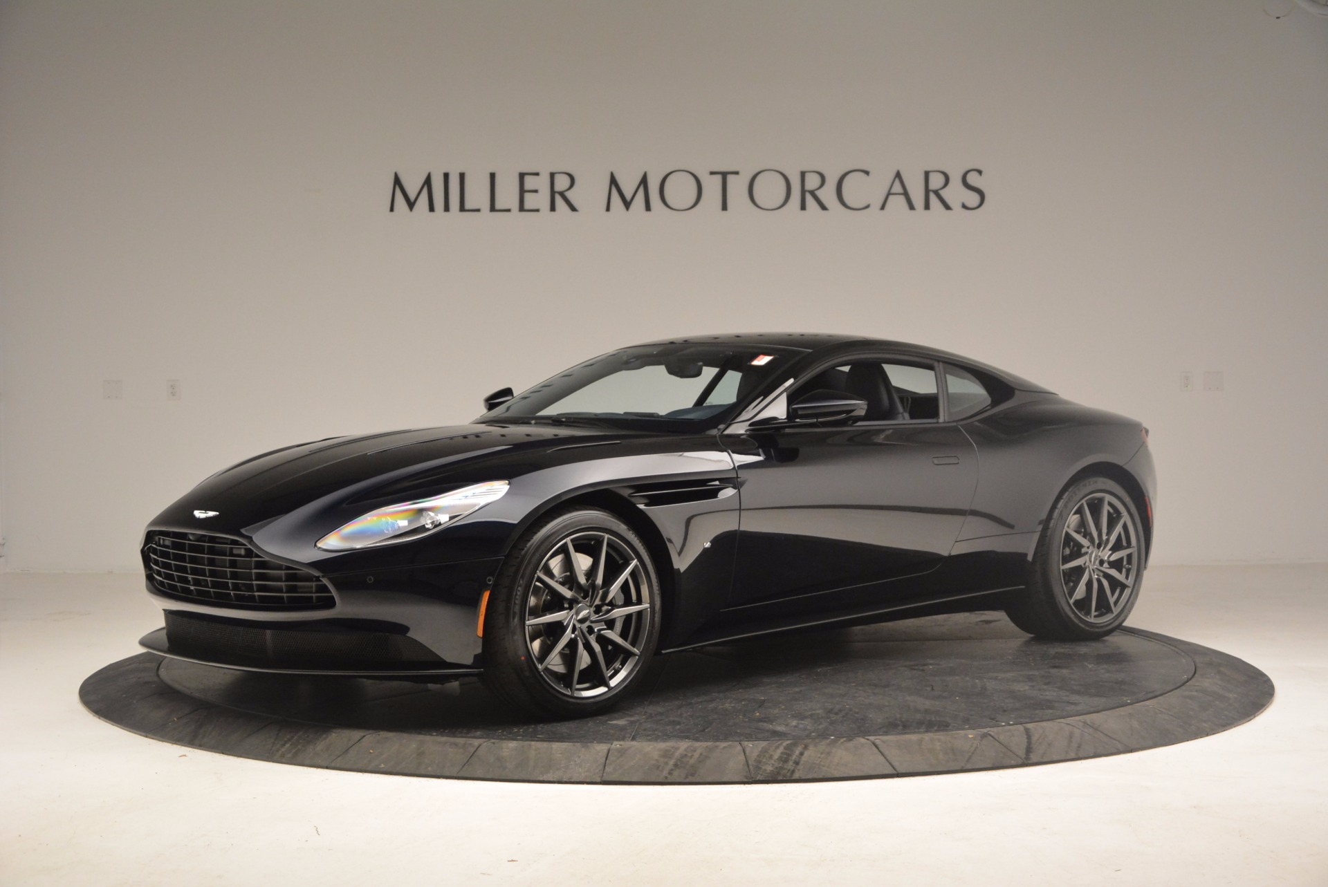 Used 2017 Aston Martin DB11 V12 Coupe for sale Sold at Alfa Romeo of Westport in Westport CT 06880 1