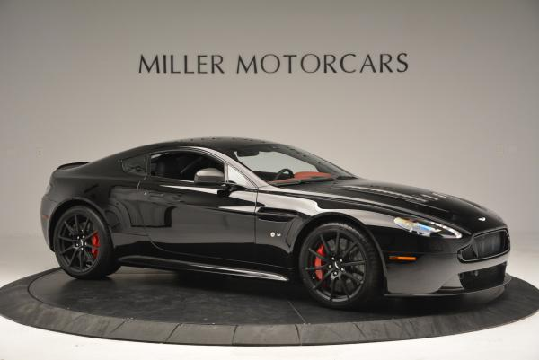 New 2015 Aston Martin V12 Vantage S for sale Sold at Alfa Romeo of Westport in Westport CT 06880 10