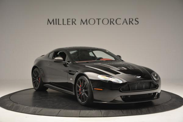 New 2015 Aston Martin V12 Vantage S for sale Sold at Alfa Romeo of Westport in Westport CT 06880 11