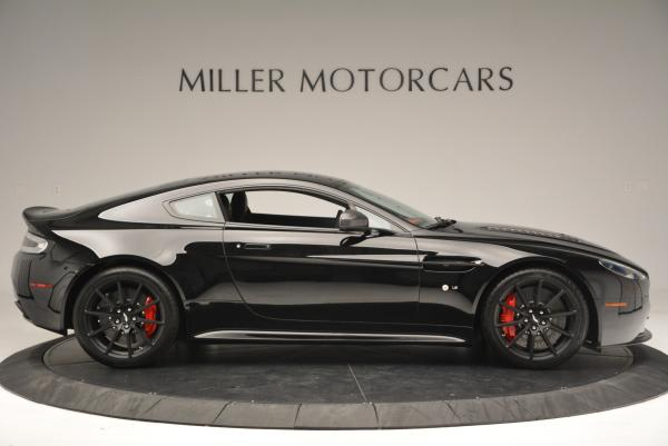 New 2015 Aston Martin V12 Vantage S for sale Sold at Alfa Romeo of Westport in Westport CT 06880 9