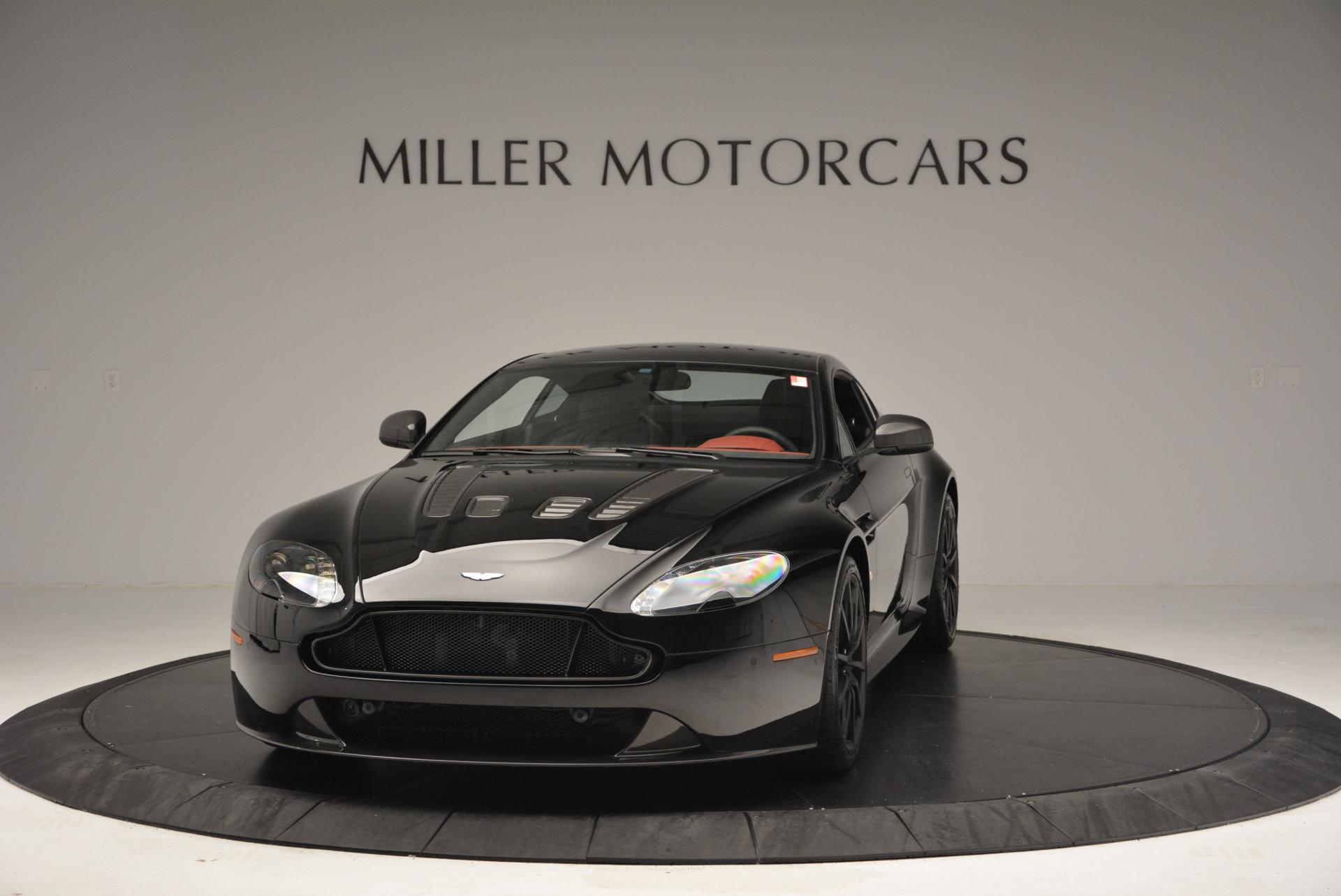 New 2015 Aston Martin V12 Vantage S for sale Sold at Alfa Romeo of Westport in Westport CT 06880 1