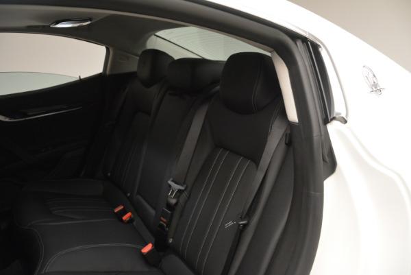 New 2017 Maserati Ghibli S Q4 EX-Loaner for sale Sold at Alfa Romeo of Westport in Westport CT 06880 22