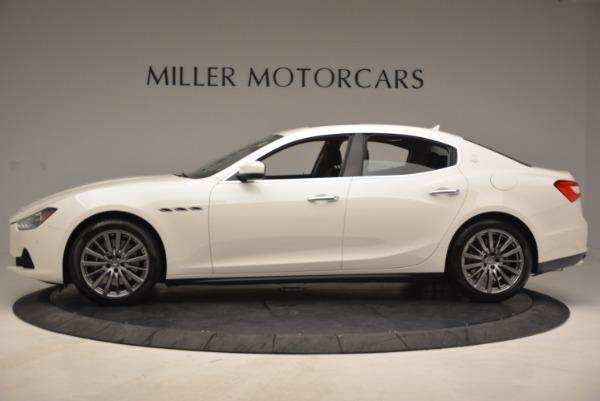 New 2017 Maserati Ghibli S Q4 EX-Loaner for sale Sold at Alfa Romeo of Westport in Westport CT 06880 3