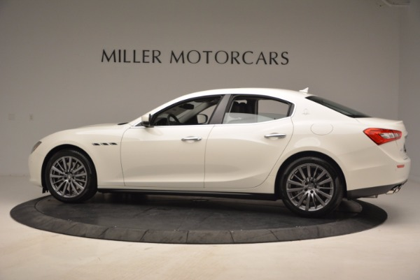 New 2017 Maserati Ghibli S Q4 EX-Loaner for sale Sold at Alfa Romeo of Westport in Westport CT 06880 4