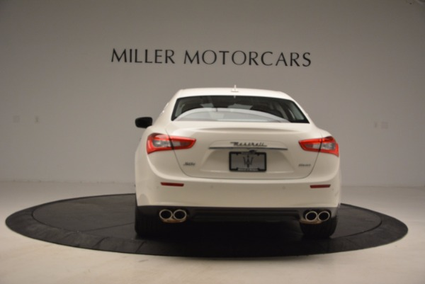 New 2017 Maserati Ghibli S Q4 EX-Loaner for sale Sold at Alfa Romeo of Westport in Westport CT 06880 6