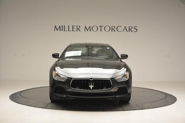 New 2017 Maserati Ghibli SQ4 for sale Sold at Alfa Romeo of Westport in Westport CT 06880 12