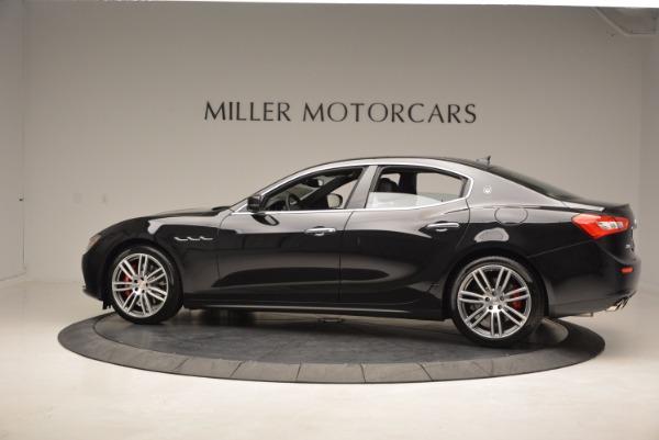 New 2017 Maserati Ghibli SQ4 for sale Sold at Alfa Romeo of Westport in Westport CT 06880 4