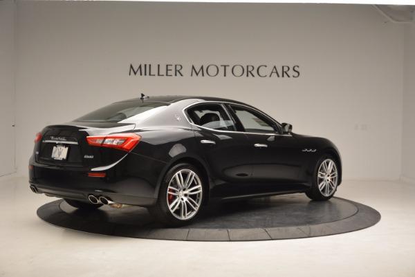 New 2017 Maserati Ghibli SQ4 for sale Sold at Alfa Romeo of Westport in Westport CT 06880 8