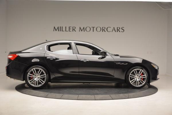 New 2017 Maserati Ghibli SQ4 for sale Sold at Alfa Romeo of Westport in Westport CT 06880 9