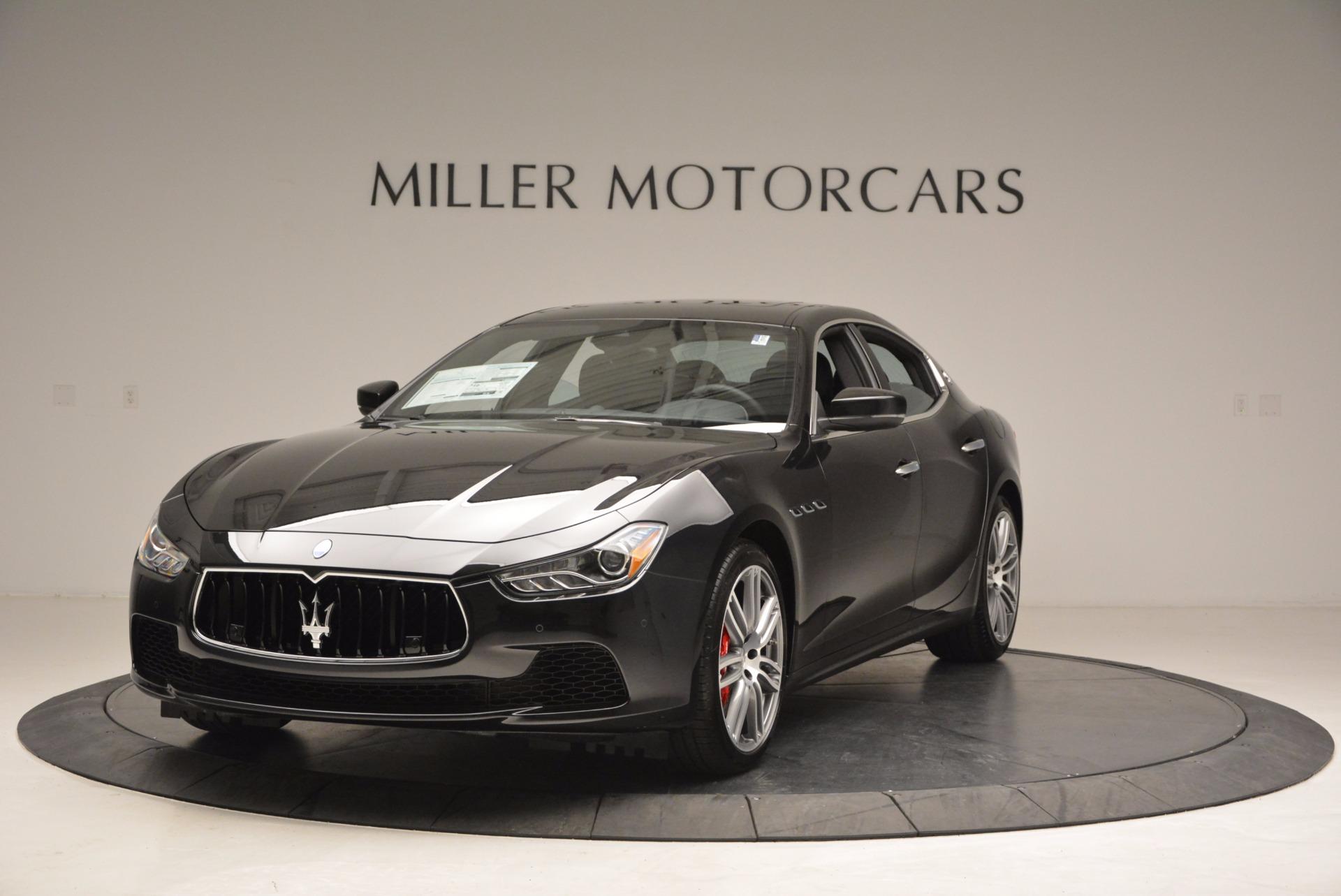 New 2017 Maserati Ghibli SQ4 for sale Sold at Alfa Romeo of Westport in Westport CT 06880 1