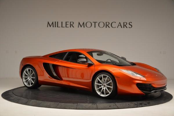 Used 2012 McLaren MP4-12C for sale Sold at Alfa Romeo of Westport in Westport CT 06880 10