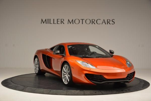 Used 2012 McLaren MP4-12C for sale Sold at Alfa Romeo of Westport in Westport CT 06880 11