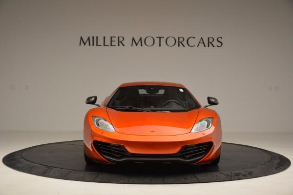 Used 2012 McLaren MP4-12C for sale Sold at Alfa Romeo of Westport in Westport CT 06880 12