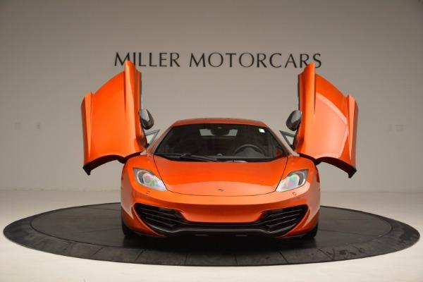 Used 2012 McLaren MP4-12C for sale Sold at Alfa Romeo of Westport in Westport CT 06880 13