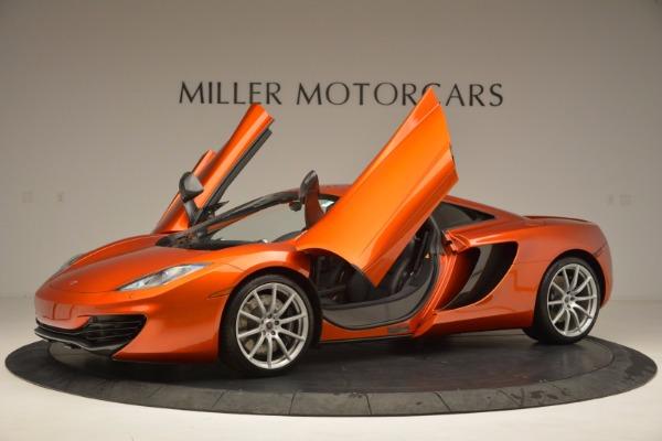 Used 2012 McLaren MP4-12C for sale Sold at Alfa Romeo of Westport in Westport CT 06880 14