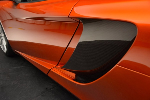 Used 2012 McLaren MP4-12C for sale Sold at Alfa Romeo of Westport in Westport CT 06880 18