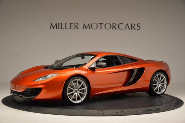 Used 2012 McLaren MP4-12C for sale Sold at Alfa Romeo of Westport in Westport CT 06880 2