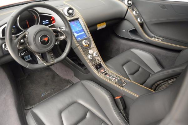Used 2012 McLaren MP4-12C for sale Sold at Alfa Romeo of Westport in Westport CT 06880 21