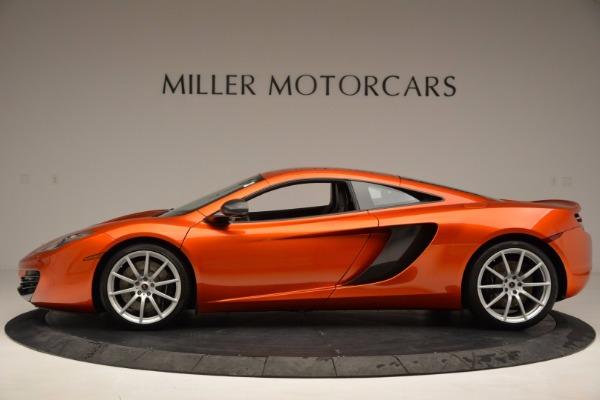 Used 2012 McLaren MP4-12C for sale Sold at Alfa Romeo of Westport in Westport CT 06880 3