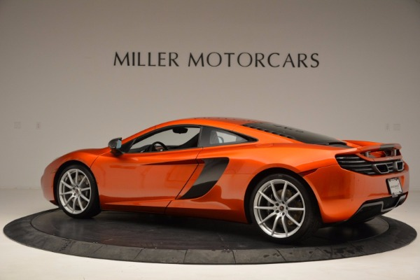 Used 2012 McLaren MP4-12C for sale Sold at Alfa Romeo of Westport in Westport CT 06880 4