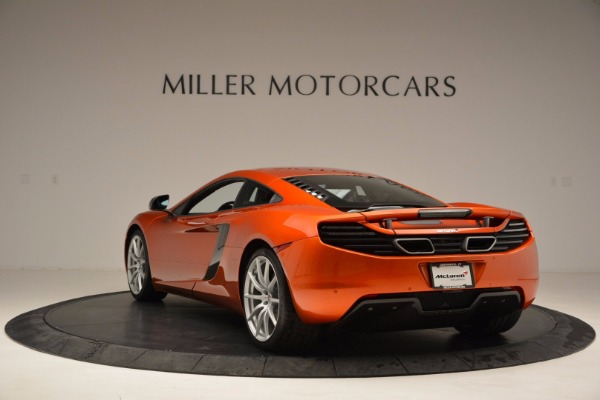 Used 2012 McLaren MP4-12C for sale Sold at Alfa Romeo of Westport in Westport CT 06880 5