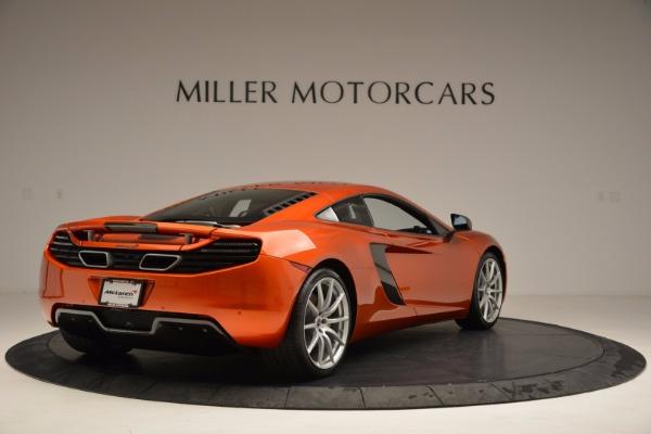 Used 2012 McLaren MP4-12C for sale Sold at Alfa Romeo of Westport in Westport CT 06880 7