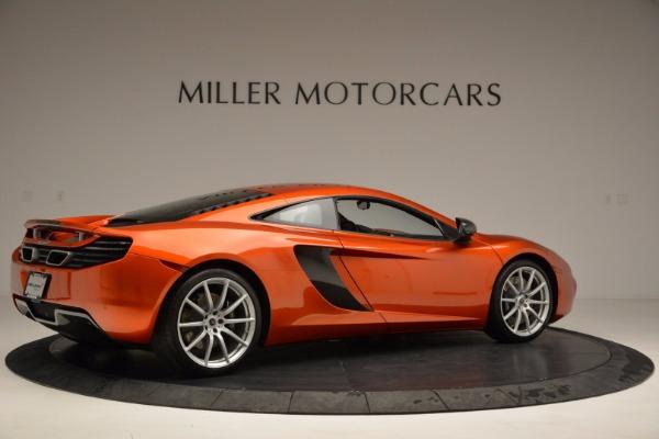 Used 2012 McLaren MP4-12C for sale Sold at Alfa Romeo of Westport in Westport CT 06880 8